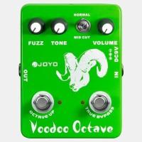Efek Gitar Joyo Voodoo Octave Fuzz JF-12