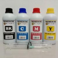 Tinta isi ulang ( Refill ) 500ml untuk printer EPSON