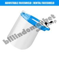 Face Shield Adjustable | Pelindung Muka Anti Fog PREMIUM QUALITY