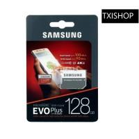 Microsd Samsung 128GB EVO Plus 100MB/S micro sd card - 128 GB