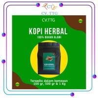 Kopi Herbal - Terbuat Dari Bahan Herbal Alami Original 100% - [1kg]