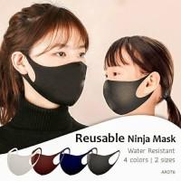 Masker Scuba Reuseable harga per 10 pcs