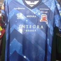 Jersey Madura United Away 2019 Liga 1 Shope Biru Tua Printing Terbaru