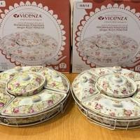 Snack Prasmanan Vicenza Mawar Dan Melati / H14N Vicenza 100% Original