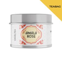 AMALA ROSE   Mini Tin   Haveltea   Teh Putih Mawar   Floral Tea