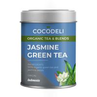 JASMINE   Big Tea   Cocodeli by Haveltea Organic   Teh Melati Organik