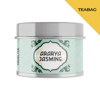 ARARYA JASMINE   Mini Tin   Haveltea   Teh Melati   Green Tea Jasmine