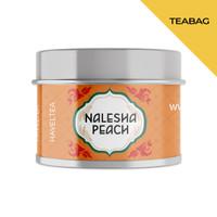 NALESHA PEACH   Mini Tin   Haveltea   Green Tea Peach   Fruit Tea