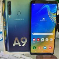 Samsung A9 2018 6/128 mulus bekas