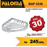RAK TEMPAT SABUN SOAP RACK PALOMA ELANO CORNER - BAP5336