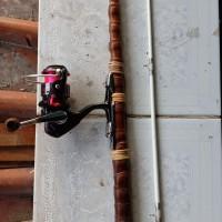 Joran Pancing Klasik bambu cendani 160 cm