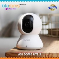 CCTV Wifi IP Camera Blurams Dome Lite A31 1080p [GARANSI RESMI]