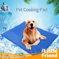 Alas Matras Tidur Gel Pendingin Anjing Kucing/Pet Cooling Mat Ice Pad