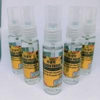 Hand sanitizer Pembersih Kuman Instan & Praktis 99%, kemasan 30 ml