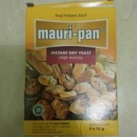 Ragi kue dan Roti Mauripan 1Box (isi 4 sachet 12gr)