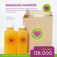 Paket Hampers Ramadan Jus Buah