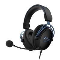 Headset - HyperX Cloud Alpha S - Blue