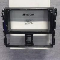 Frame OEM-Fit Head Unit Double Din Audio TOYOTA VIOS - YARIS 2013