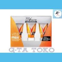 Makarizo Advisor Vitamax 3x8ml Vitamin Rambut, Serum Rambut
