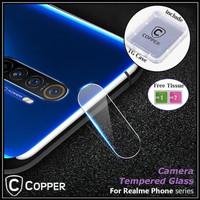Realme 6 - Copper Tempered Glass Kamera