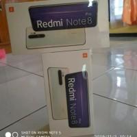 xiaomi redmi note 8 pro ram/internal 6/64 garansi resmi