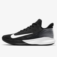 Sepatu Basket Nike Precision 4 Black White Original CK1069-001