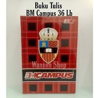 BUKU TULIS BM CAMPUS BOXY 36