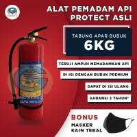 APAR 6 kg PROTECT Powder / Tabung Pemadam Api / APAR 6kg