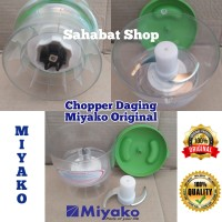 CHOPPER DAGING MEAT CHOPPER BLENDER MIYAKO ORIGINAL PENGGILING DAGING