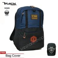 Tas ransel backpack pria wanita track tracker sekolah pria wanita