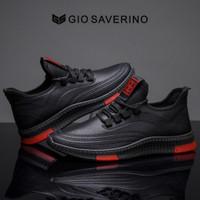 Sepatu Sneakers Pria Gio Saverino JAXON Top Fashion Casual Sport Shoes