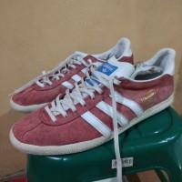 sneakers Adidas Gazalle kulit Suede not Nike , puma ,