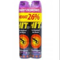 HIT Spray Aerosol Lily 600ml Banded (2pcs)