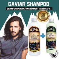 SHAMPO KUDA - Penyubur Rambut Paket Caviar BPOM Original Shampoo