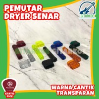 String Winder Pemutar Dryer Senar dan Pencungkil Pin Bridge Peg Gitar
