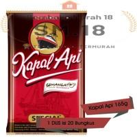 KOPI KAPAL API SPECIAL MERAH 165 G 1 DUS - COFFEE INSTAN BUBUK GROSIR