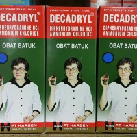 Decadryl | Decadryl 120ml | Decadryl syrup 120ml
