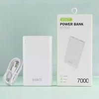 POWERBANK PB ROBOT RT7500 7000MAH 2 USB OUTPUT alt POWER BANK RT7200
