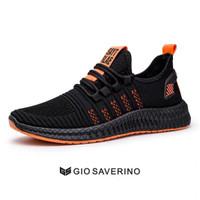 Sepatu Sneakers Pria Gio Saverino Hugo Top Fashion Casual Sport Shoes