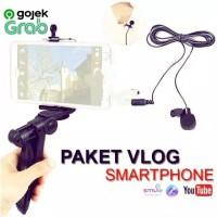 Paket Lengkap Vlog kamera video youtube