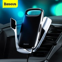 Baseus Milky Way Electric Car Holder Wireless Charger High Quality