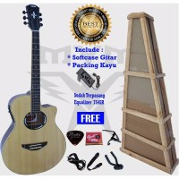 Gitar Akustik Yamaha APX 500 Custome