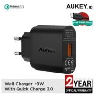 Aukey PA-T9 With Qualcomm 3.0 Plus 19.5Watt New Segel