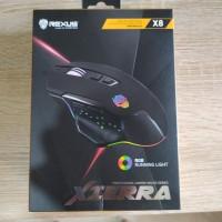 Mouse gaming Rexus X8 RGB