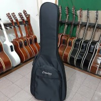 tas gigbag semi hardcase bukan softcase gitar akustik jumbo