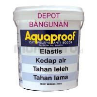 CAT TEMBOK PELAPIS ANTI BOCOR AQUAPROOF WATERPROOFING EXTERIOR 20 KG
