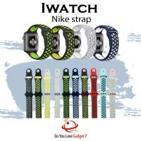 Nike Strap sport band tali apple watch iwatch series 42mm 44mm 38 40mm