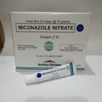 miconazole nitrate cream 2% 10 g