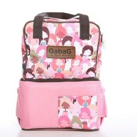 GABAG Cooler Bag Pop Series - GENDIS - Tas ASI - Free 2 Ice Gel