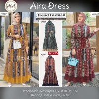 aira dress maxy